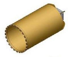 Вращательный буровой инструмент Колонковый бур KR-AS-S/H Модель для бурения прочных скальных грунтов